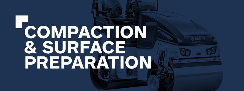 Compaction & Surface Preparation