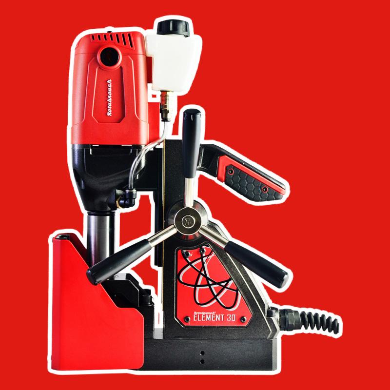 Magnetic Broacher Drills