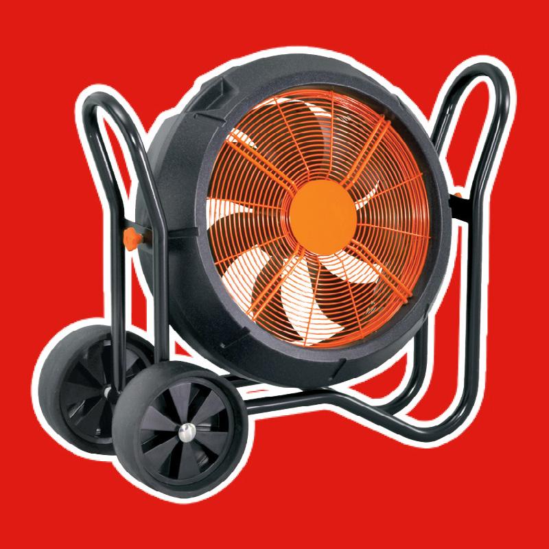 Cooling Units & Fans