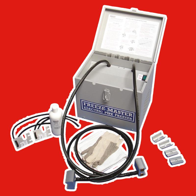 Pipe Freezing Kit