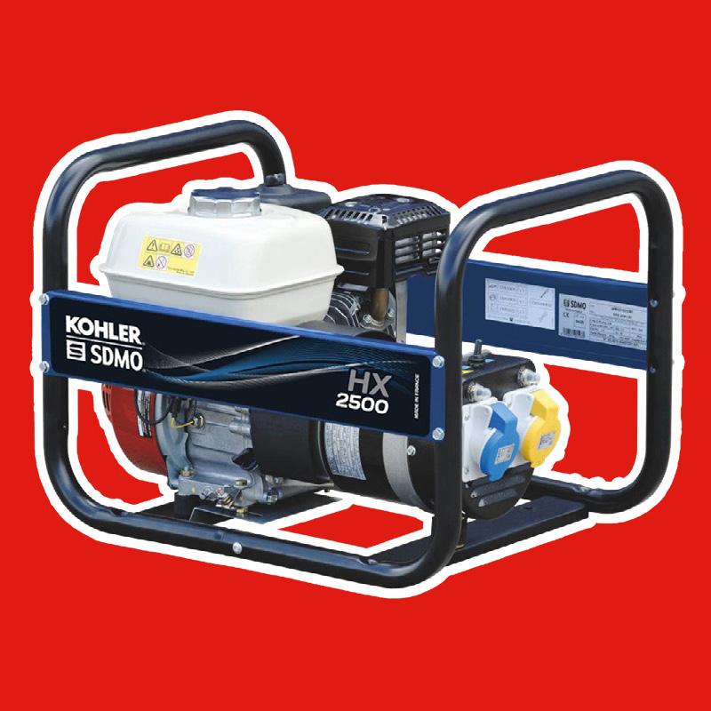 Power Generation & Pumping