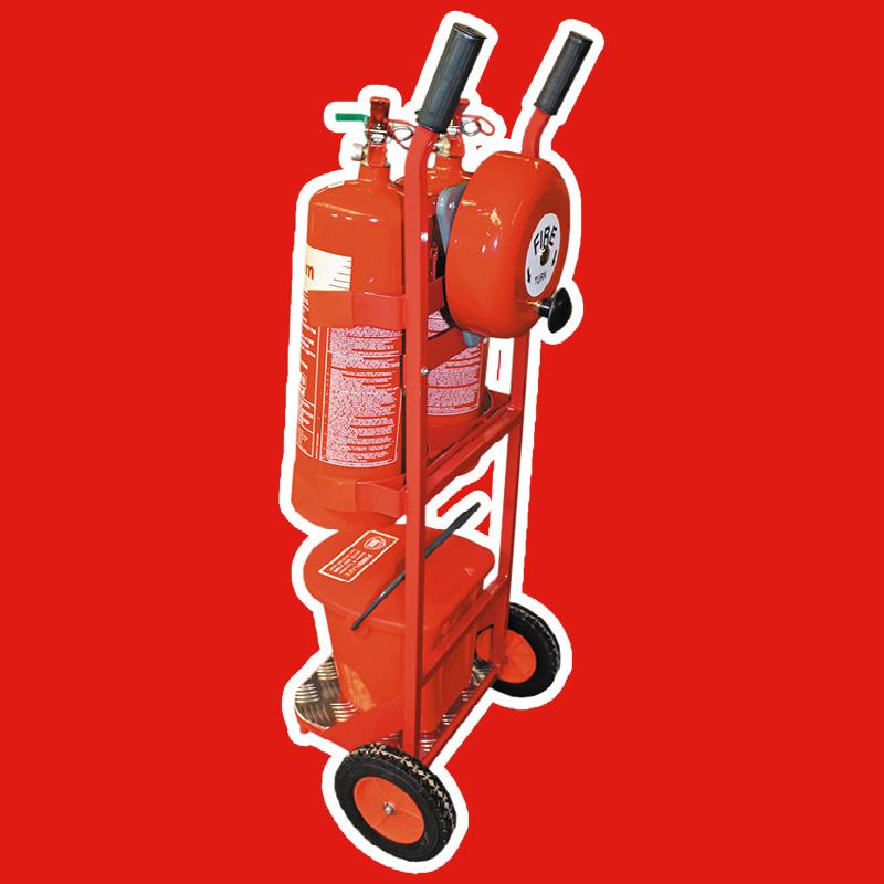 Fire Trolleys