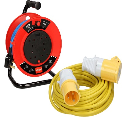 Cable Reel & Extension Leads