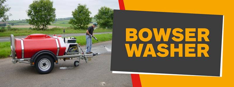 Bowser Washer