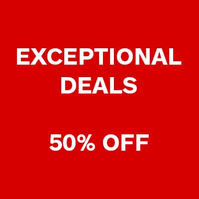 Exceptional Deals