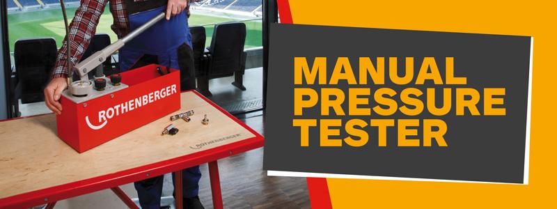 Manual Pressure Tester