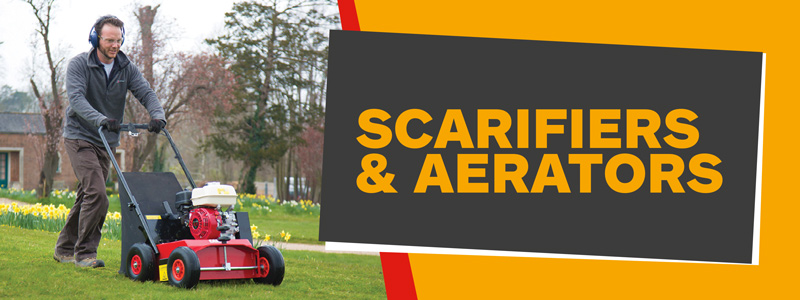 Scarifiers & Aerators