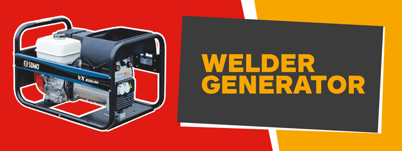 Welder/Generator