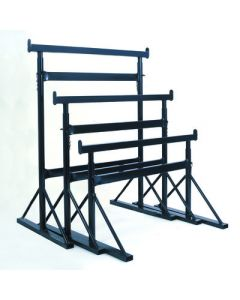Steel Trestles Size 3 - 1.0M To 1.75M