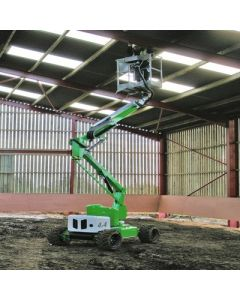12-15m Self Propelled Boom Lift