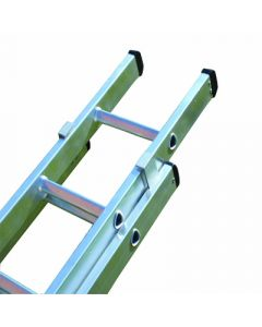2.5M double Extension Ladder