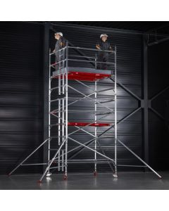 3T Alloy Tower Double
