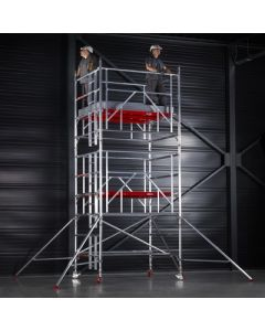 Alloy Tower With AGR Frame Double