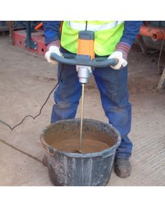 Paddle Mixing Drill