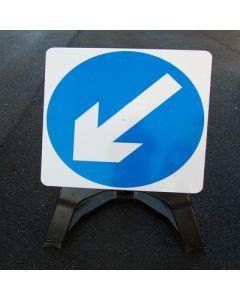 Arrow Keep Left/Right