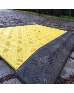 Temporary GRP Trench Plate 1M x 1M