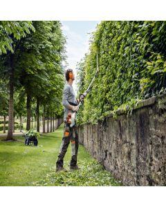 Long Handled Hedge Trimmer