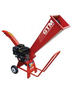 Portable Petrol Chipper/Shredder