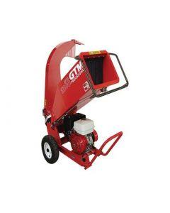 Portable Petrol Chipper/Shredder 100mm