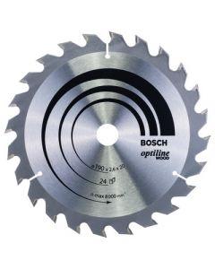 Bosch Optiline Circular Saw Blade 190mm