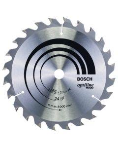Bosch Optiline Circular Saw Blade 160mm