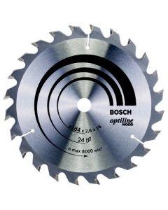Bosch Optiline Circular Saw Blade 184mm