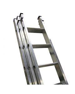 3.5M Triple Extension Ladder