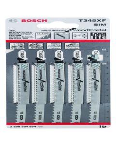Bosch Jigsaw Blade T345XF