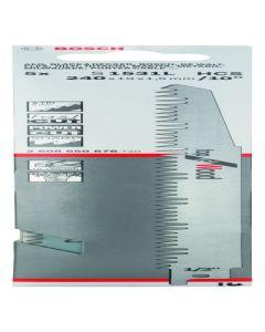 Bosch Sabre Saw Blade S1531L