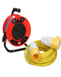 Suregraft Extension Leads Cable Reel 240V